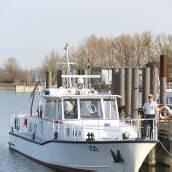 Polizeiboot-Auktion lockt viele Interessenten