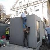Neues WC für Kornmarktplatz in Bregenz