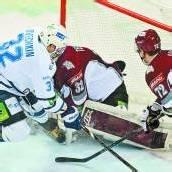 KHL breitet sich in Europa aus