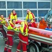 Wasserretter für jeden Notfall gerüstet