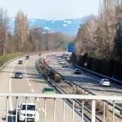 Rheindelta: Besserer Schutz vor Autobahnlärm