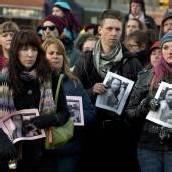 Hunderte bei Trauerfeier für Cybermobbing-Opfer