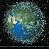 Forscher tüfteln an einer Müllabfuhr für das All