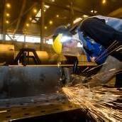 Heimische Industrie ist im Konjunkturtal