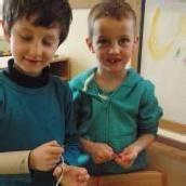 Kindergarten Haselstauden ohne Spielzeug