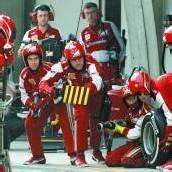 Bahrain nächstes Reifenroulette