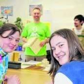 Bürs: Lehrlingsinitiative Gast in der Mittelschule