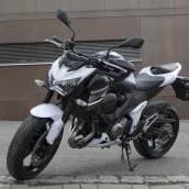 Kawasaki tritt aggressiv an
