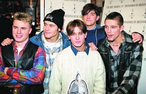 Die britische Popband Take That gewann mit ihren Songs zahlreiche internationale Musikpreise. Foto: AP