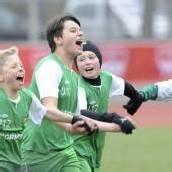 Die Austria gewinnt das Coca-Cola-Cup-Finale