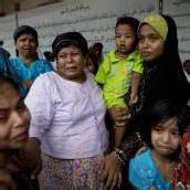 Feuer tötete 13 Kinder in burmesischer Schule