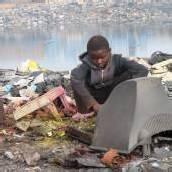 Schrottdeponie Nigeria