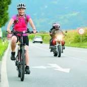 Höheres Risiko bei E-Bikes