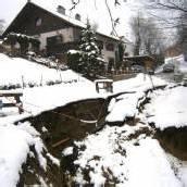Haus im Burgenland droht abzurutschen