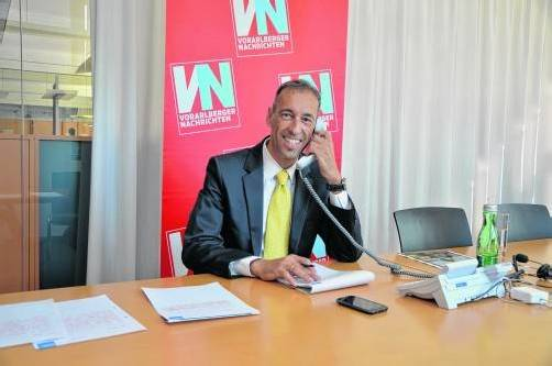 Eine Stunde lang beantwortete Roland Rupprechter alle Fragen zu Aktienmärkten, Zinsen und sonstigen Geldanlagethemen. Foto: vn/Reiner