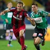 SV Ried gewinnt Cup-Krimi gegen Linzer Athletiker
