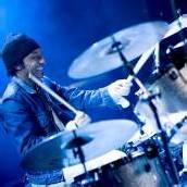 Schlagzeuglegende Katché live in Götzis