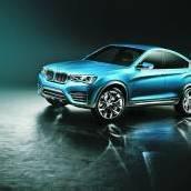 BMW zeigt jetzt den kleinen Bruder des X6