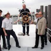 29.000 Euro für altes Polizeiboot
