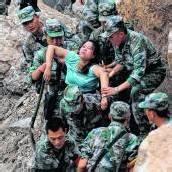 Chaos nach Beben in China