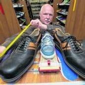 Schuhe für die größten Füße