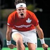 Kanada schaffte es im Daviscup ins Halbfinale