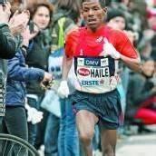 Den Halbmarathon unter 60 Minuten