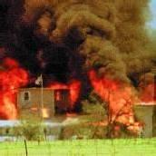Bereits 1993 blickte die Welt nach Waco