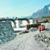 Kraftwerksbau geht in die nächste Etappe