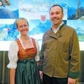 Dorf nach Wien gebracht