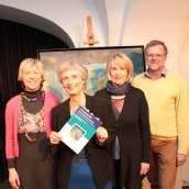 Feldkirch: Ärztin stellt Nachschlagewerk vor
