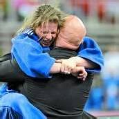 Bernadette Graf mit Bronze bei der Judo-EM
