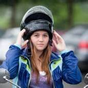 Junge Mopedfahrer am meisten gefährdet