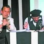 Das Böse ist zurück am Bodensee Theater Kosmos spielt Dr. Mabuse /D4