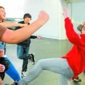 Das Walktanztheater produziert mit Feldkircher Schülern ein Stück zum Thema Gewalt
