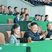 Fußball schauen auf nordkoreanisch
