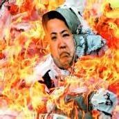 Proteste gegen Kim Jong-un