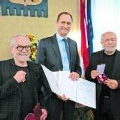 Wien feiert Vorarlberger Goldfinken