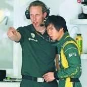 China hat Potenzial im Motorsport