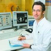 Ein Mediziner mit Röntgenblick