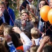 Künftiges Königspaar eröffnet Feierlichkeiten