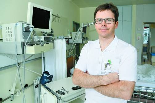 Neuer Titel, neues Institut und neue Aufgaben für Dr. Philipp Werner. Foto: VN/Hofmeister