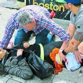 Schock nach Anschlag bei Boston-Marathon