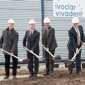 Ivoclar Vivadent setzt Standortimpuls in Bürs