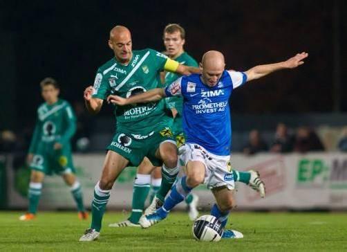 Spielten schon einmal gemeinsam, aber zuletzt waren sie Gegenspieler – Harald Dürr (l.) und Mario Bolter. Letzterer fehlt heute. Foto: Steurer