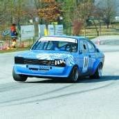 Pascal Mathis erster Sieger im Automobilcup