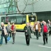 Mit Bus und Bahn gratis zur Frühjahrsmesse