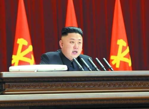 Unberechenbar: Nordkoreas Machthaber Kim Jong-un. Foto: epa