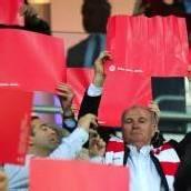 Der FC Bayern steht loyal zu Hoeneß