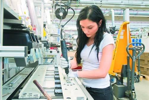 Viele Patente: Hohe Innovationskraft zeichnet auch Zumtobel in Dornbirn aus. Foto: VN/Steurer